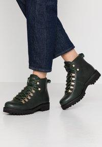 Blackstone - Ankle boots - rosin - 0