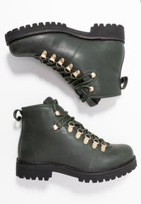 Blackstone - Ankle boots - rosin - 3