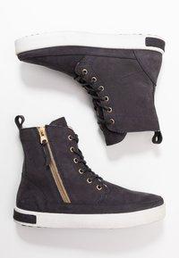 Blackstone - Lace-up ankle boots - nine iron - 3