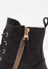 Blackstone - Lace-up ankle boots - nine iron - 2