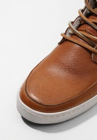 Blackstone - Lace-up ankle boots - cuoio - 6