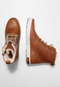 Blackstone - Lace-up ankle boots - cuoio - 2