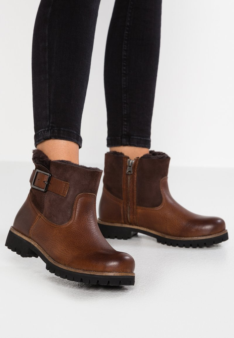 Blackstone - Classic ankle boots - brown