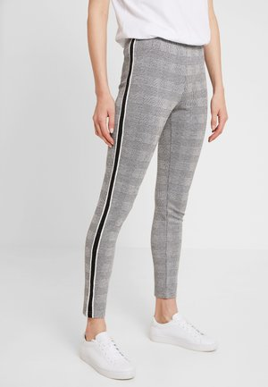 DA - Leggings - Trousers - schwarz