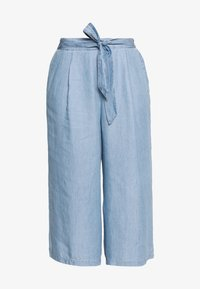 Blue Seven - CULOTTE - Trousers - blue denim - 3