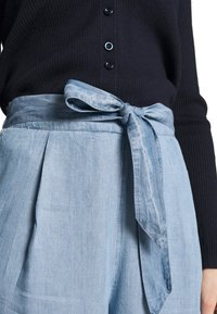 Blue Seven - CULOTTE - Trousers - blue denim - 4