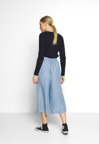 Blue Seven - CULOTTE - Trousers - blue denim - 2