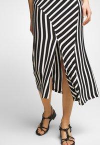 Blue Seven - Pencil skirt - schwarz - 4