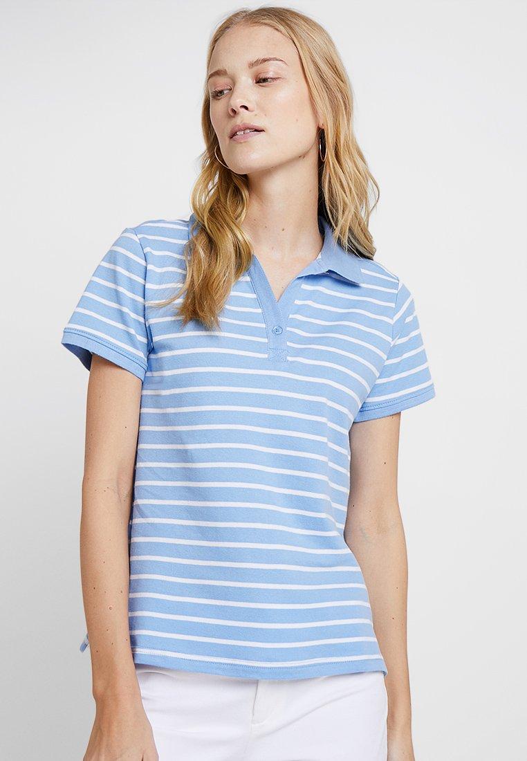 Blue Seven - Poloshirt - mittelblau