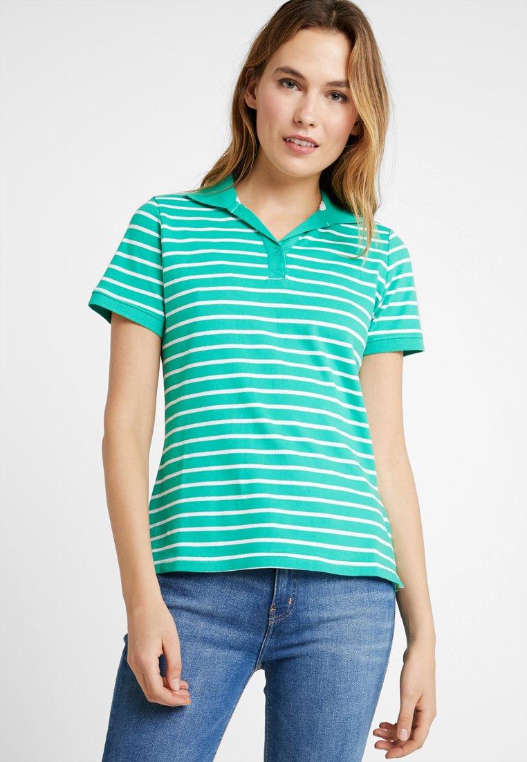 Blue Seven - Poloshirt - green