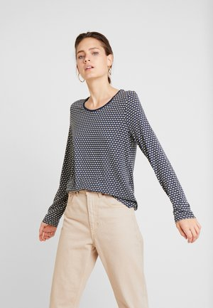 Long sleeved top - nachtblau