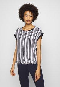 Blue Seven - T-shirts med print - dark blue - 0