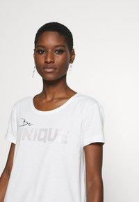 Blue Seven - Print T-shirt - offwhite - 3