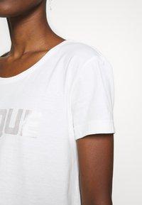 Blue Seven - Print T-shirt - offwhite - 5