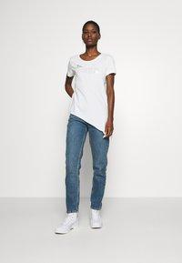Blue Seven - Print T-shirt - offwhite - 1