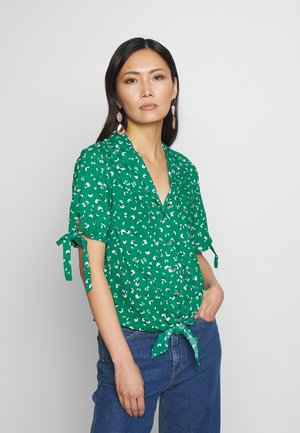 Blus - green