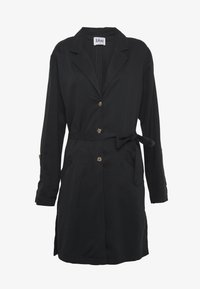 Blue Seven - Trench - anthrazit - 4