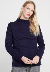 Blue Seven - Pullover - nachtblau - 0