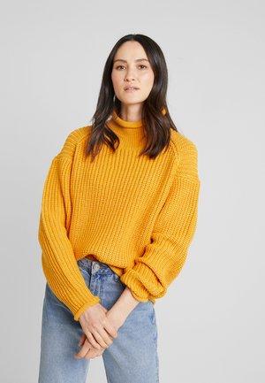 Pullover - honig