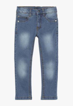 Džíny Slim Fit - jeansblau