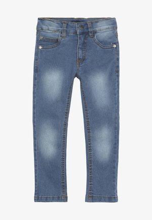 Slim fit jeans - jeansblau