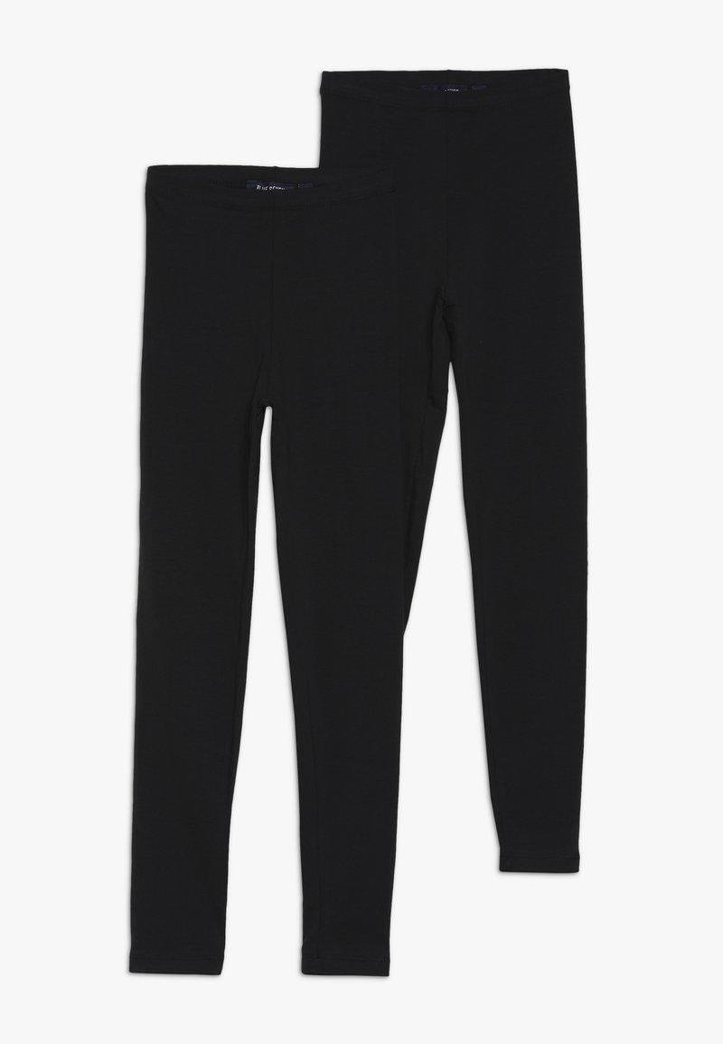 Blue Seven - 2 PACK - Leggings - Trousers - schwarz