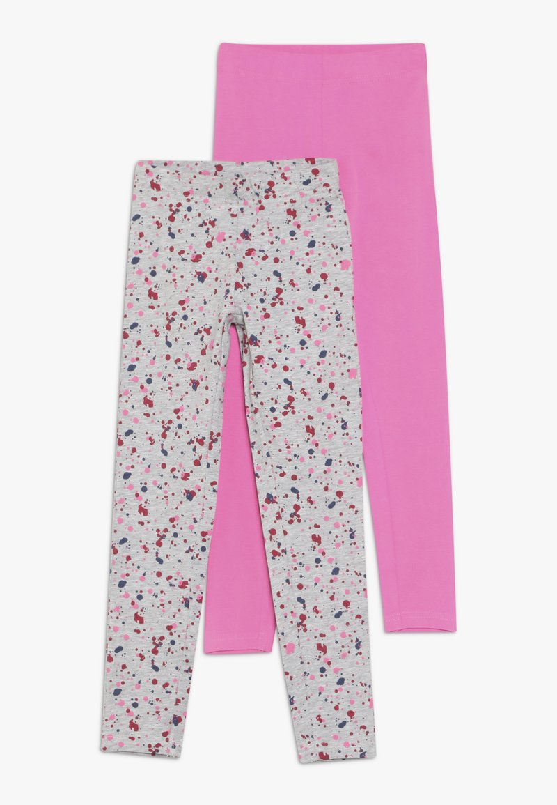 Blue Seven - 2 PACK - Leggings - pink/nebel
