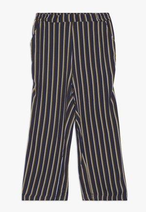 Kalhoty - dunkel blau