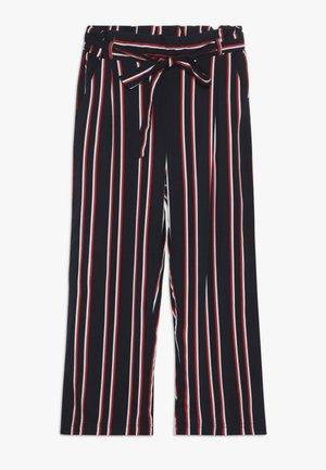 CULOTTE - Trousers - dunkel blau