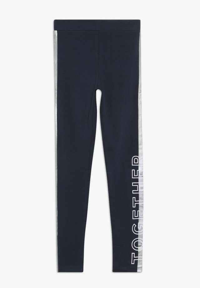 Leggings - Trousers - dunkelblau