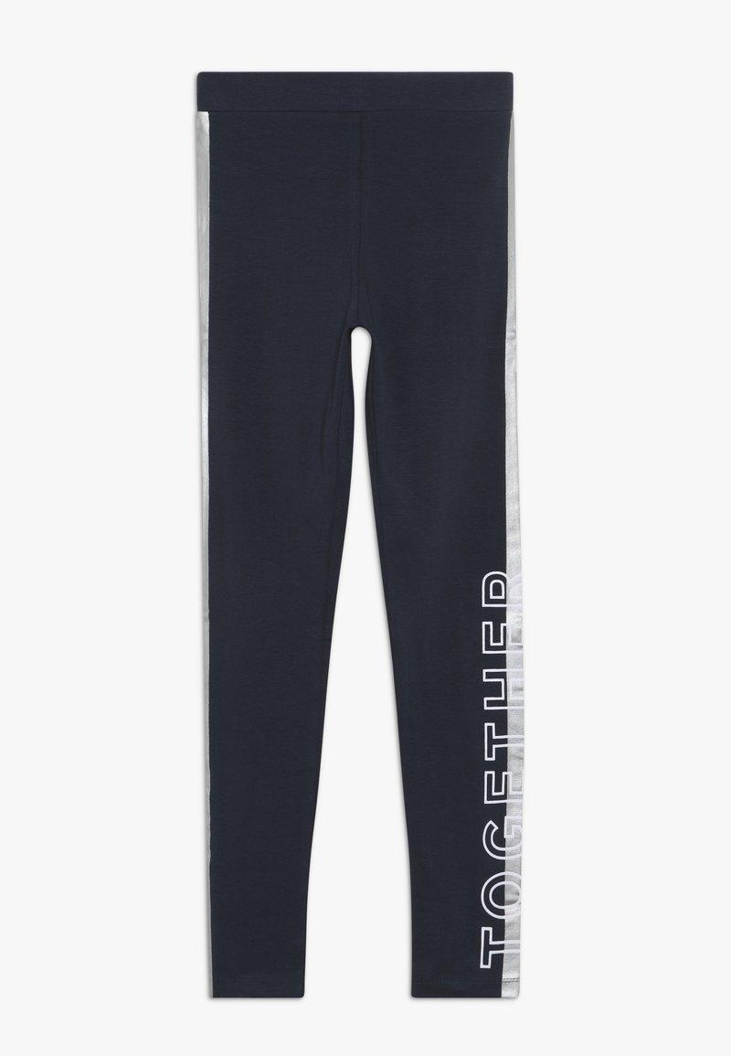 Blue Seven - Leggings - Trousers - dunkelblau