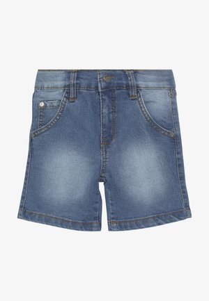 Denim shorts - jeansblau
