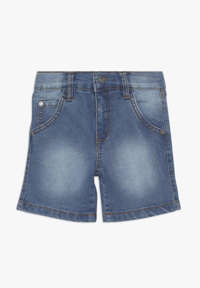 Shorts vaqueros - jeansblau
