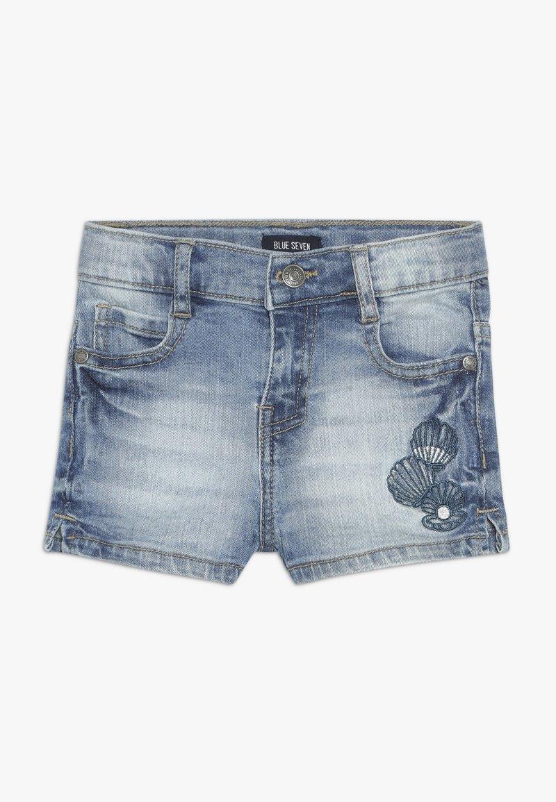 Blue Seven - Short en jean - blue denim