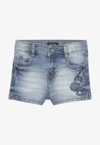 Blue Seven - Short en jean - blue denim - 3