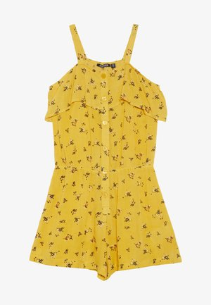 Overall / Jumpsuit /Buksedragter - dotter