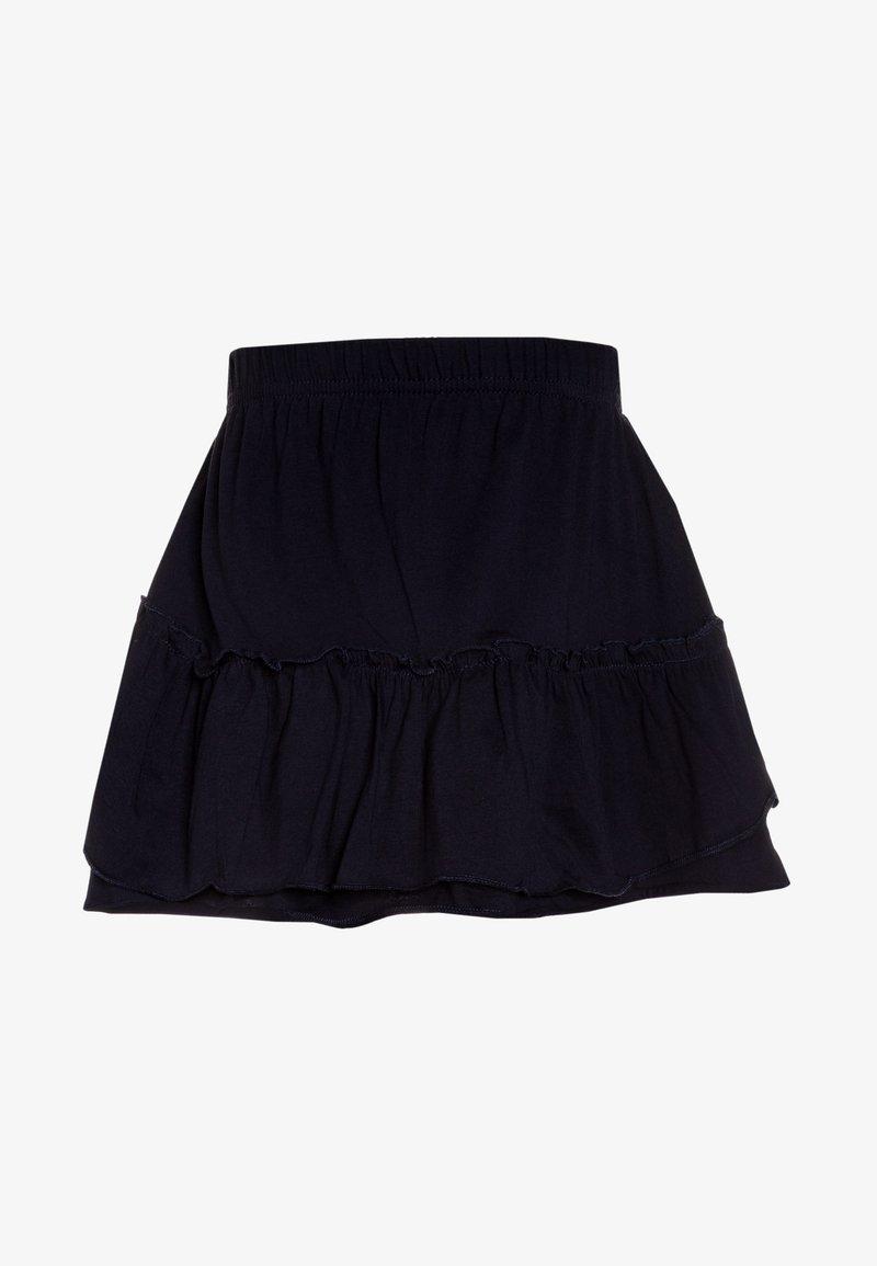 Blue Seven - Áčková sukně - nachtblau