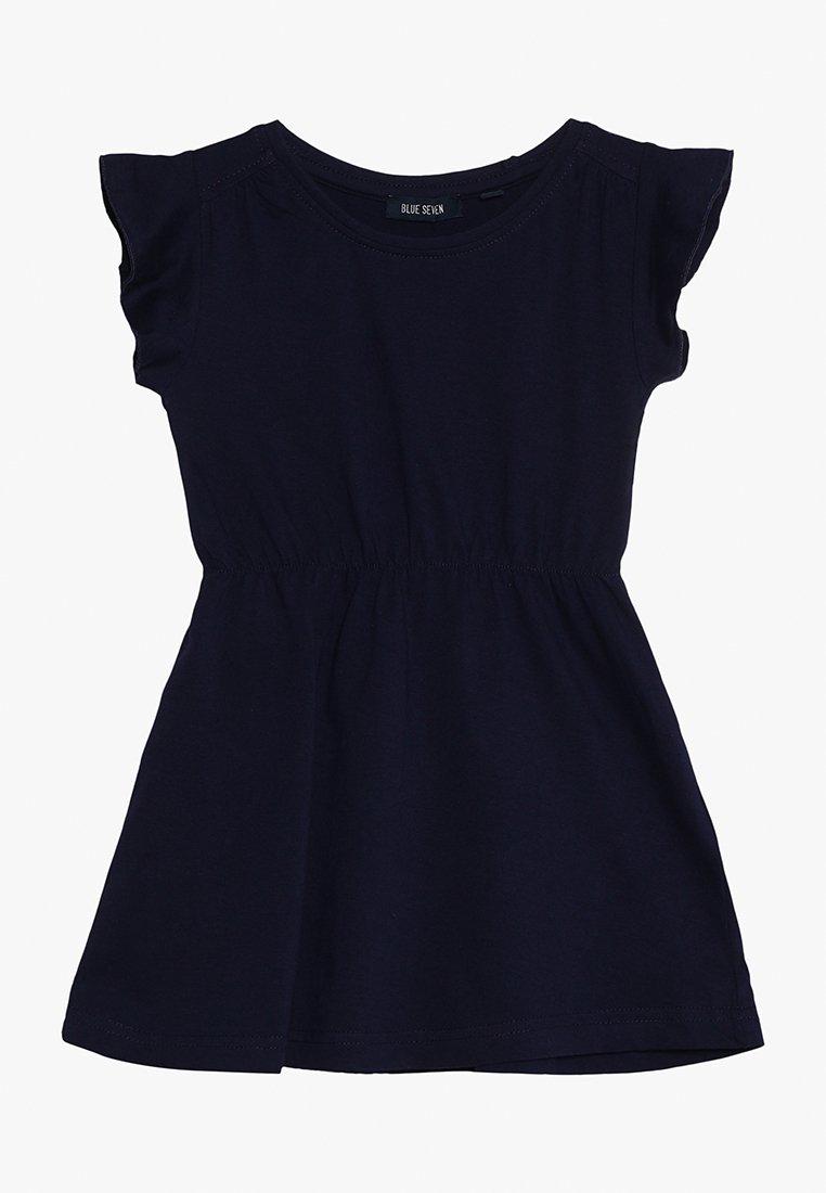 Blue Seven - Robe en jersey - nachtblau