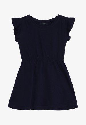 Jerseyklänning - nachtblau