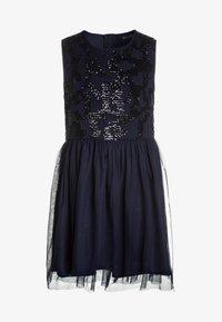 Blue Seven - OHNE ARM - Cocktail dress / Party dress - nachtblau - 0