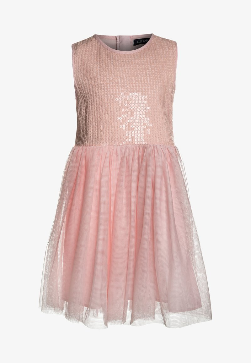 Blue Seven - OHNE ARM - Robe de soirée - rosa