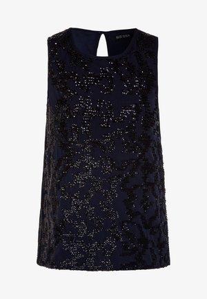 OHNE ARM - Vestito elegante - nachtblau