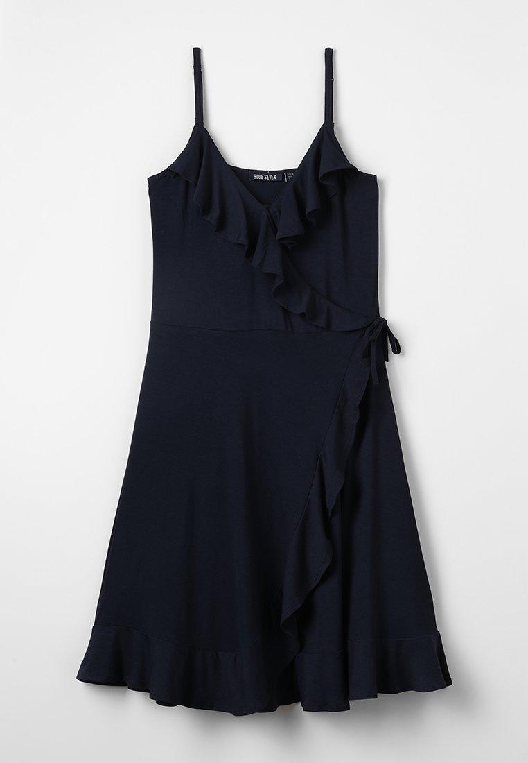Blue Seven - Jerseyjurk - dark blue