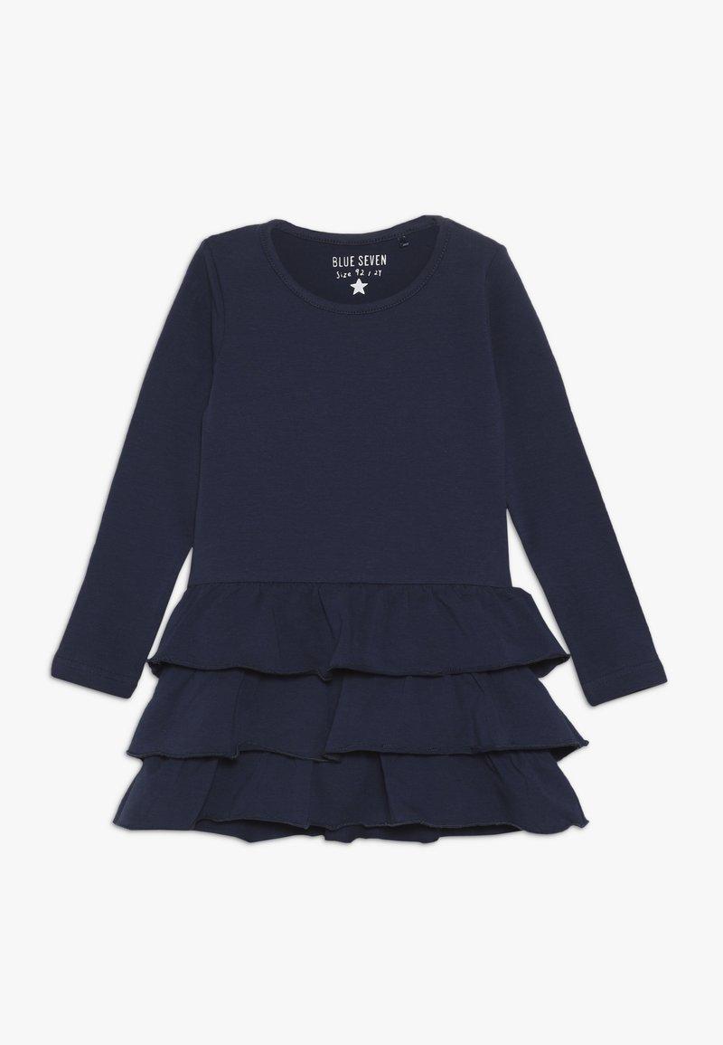 Blue Seven - Vestido ligero - ink