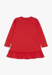 Blue Seven - DRESS STAR - Robe en jersey - fiery - 1