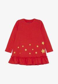 Blue Seven - DRESS STAR - Jerseyklänning - fiery - 2