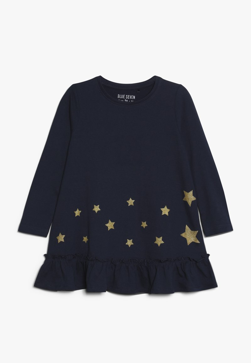 Blue Seven - DRESS STAR - Jerseyjurk - blau