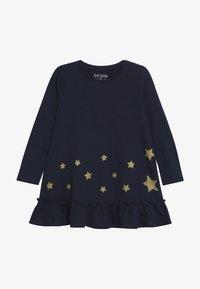 Blue Seven - DRESS STAR - Jersey dress - blau - 2
