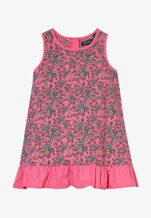 Sukienka z dżerseju - pink original