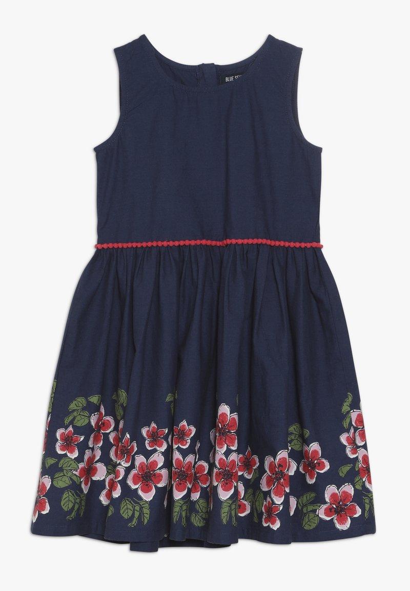 Blue Seven - OHNE ARM - Day dress - blau